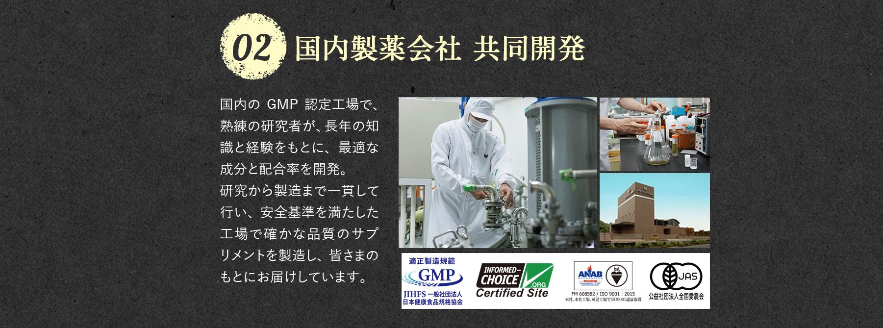 02 国内製薬会社 共同開発